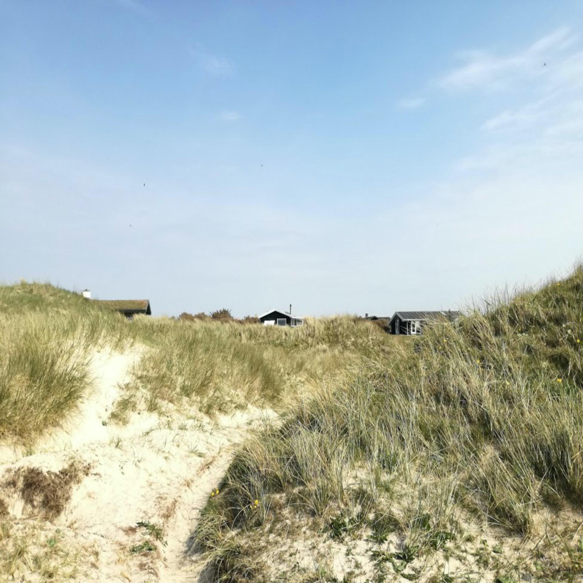 Tag i sommerhus i Danmark