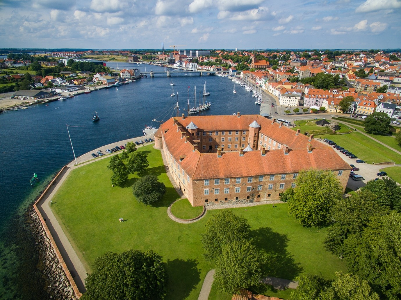 Guide: Sommerferie i Sønderborg for hele familien