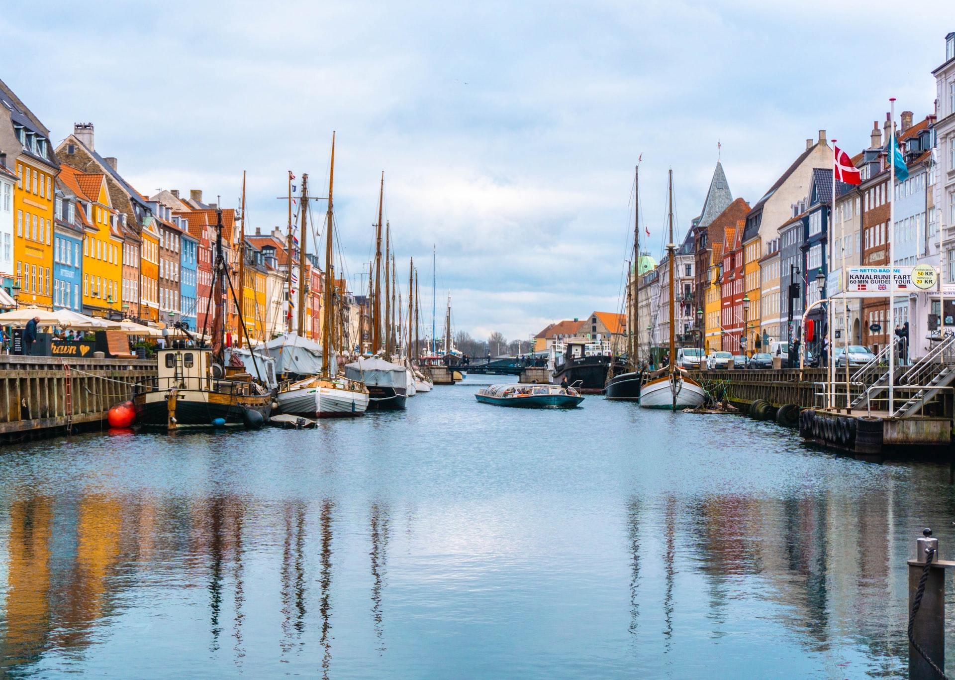 Find Charlottehaven i København