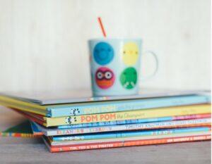 Ro på bagsædet: De bedste børnebøger til sommerferien