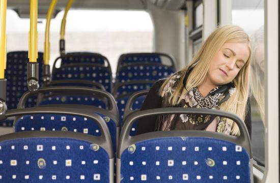 Er der porno på byens busser?