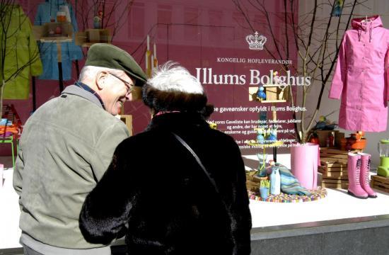 Illums Bolighus: Designervarer foræres næsten væk