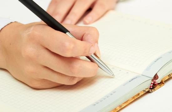 Dødspilot: Skrev lykkedagbog og planlagde familie