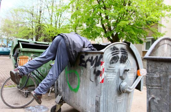 Fik fix ide: Restauratør redder hjemløse