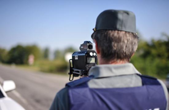 Udenlandske fartsyndere straffes i Danmark – og omvendt