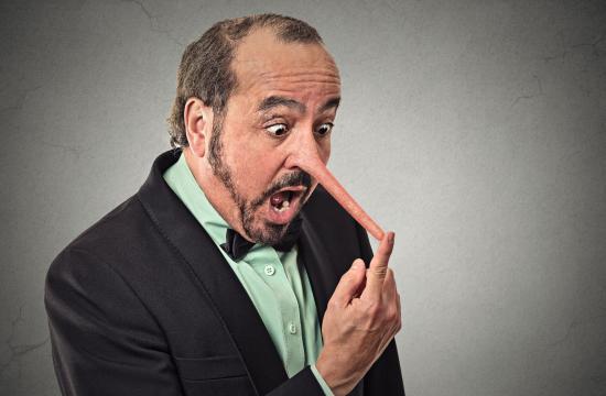 Sssh! Her er mænds typiske løgne