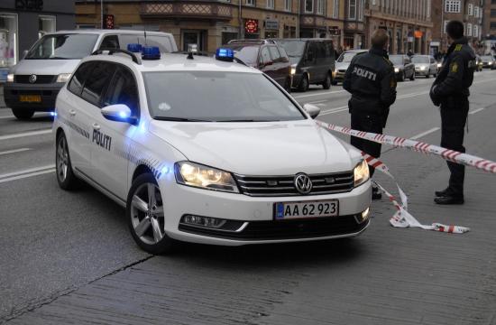 København hærges af bilbrande