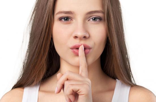 Shhh… Dette skal du aldrig fortælle din partner
