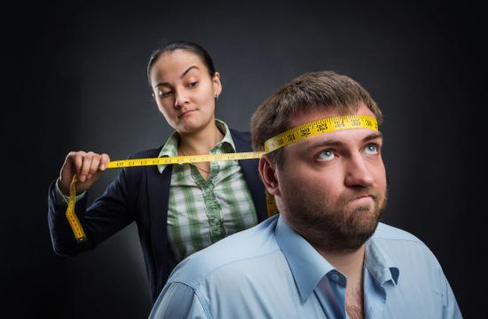 Derfor har mænd højere IQ end kvinder