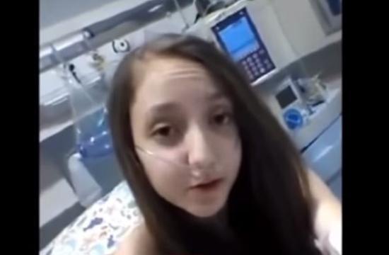 14-årige Valentina: Jeg vil gerne dø