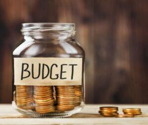 Bliv mæt på budget